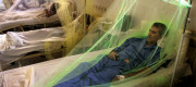 A patient recovers from Dengue fever