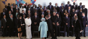 A picture from CHOGM 2015