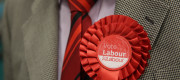 Labour rosette