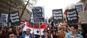 Syria demonstration