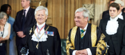 David Leakey and John Bercow