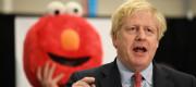 Boris Johnson at the Uxbridge and Ruislip South count