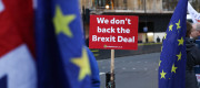 Brexit deal protests