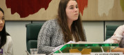Claudia Quinn is chair of the Youth Select Committee