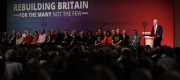 Jeremy Corbyn conference
