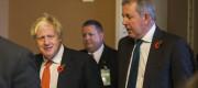 Boris Johnson and Kim Darroch