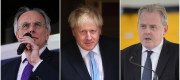 Peter Bone, Boris Johnson, Guto Bebb