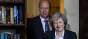 Theresa May and Chris Grayling