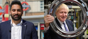 Ali Milani Boris Johnson