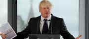 Boris Johnson as mayor of London