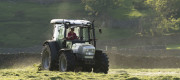 Tractor, farming
