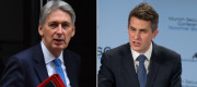 Philip Hammond and Gavin Williamson