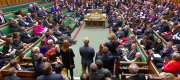 Lloyd Russell-Moyle is told to leave the Commons chamber