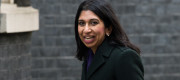 Suella Braverman was appointed Attorney General in Boris Johnson's reshuffle
