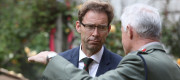Tobias Ellwood is a minister in the Ministry of Defence