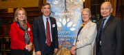 A recent parliamentary event organised by the Woodland Trust to promote the Queen's Commonwealth Canopy and the Five saplings project