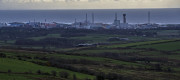 A general view of the Sellafield nuclear fuel reprocessing & nuclear decommissioning site, in Cumbria.