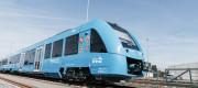 Alstom's hydrogen trains enter passenger service in Lower Saxony