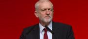 Jeremy Corbyn addresses the Scottish Labour conference