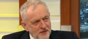 Jeremy Corbyn on ITV's Good Morning Britain