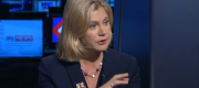 Justine Greening on Sky News this morning