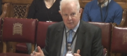 Lord Thomas of Cwmgiedd before the Lords Constitution Committee