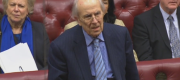 Norman Tebbit in the House of Lords