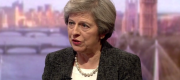 Theresa May on the Andrew Marr Show