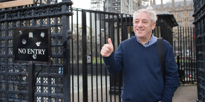 John Bercow Attacks Government Over Peerage Snub As He Denies Bullying Claims