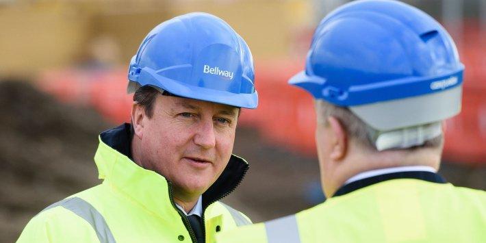 No Homes Built Under Flagship 2015 Tory Housing Pledge Watchdog Finds