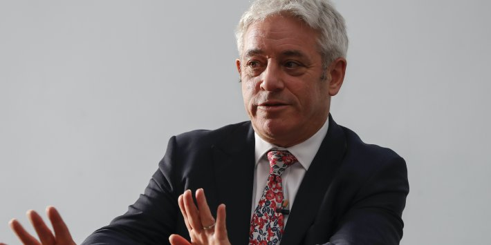 John Bercow Could Be Denied Peerage Unless He Becomes Labour Party Member