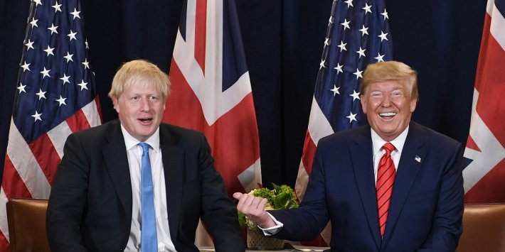 Donald Trump won't intervene in UK election after request from ...