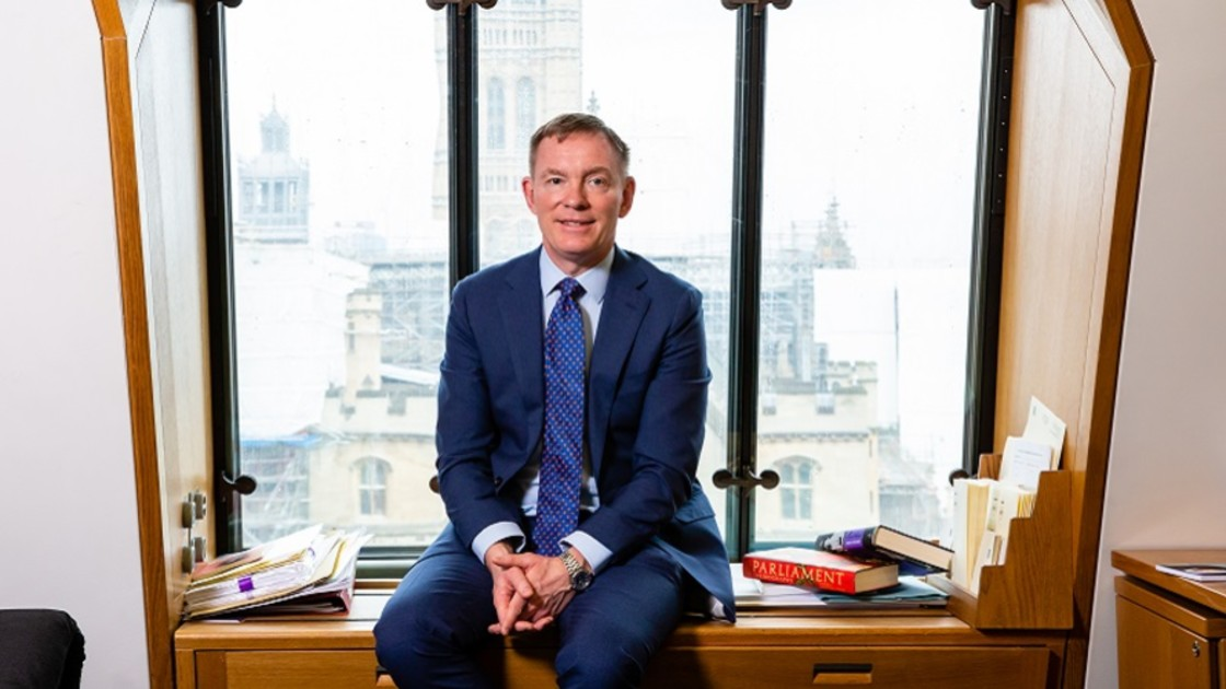 """Chris Bryant: """"We've all been a bit bloodied and bruised of"""