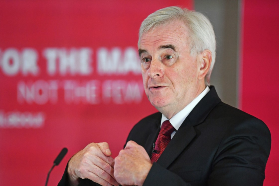 John McDonnell: Labour is going to win a majority on Thursday