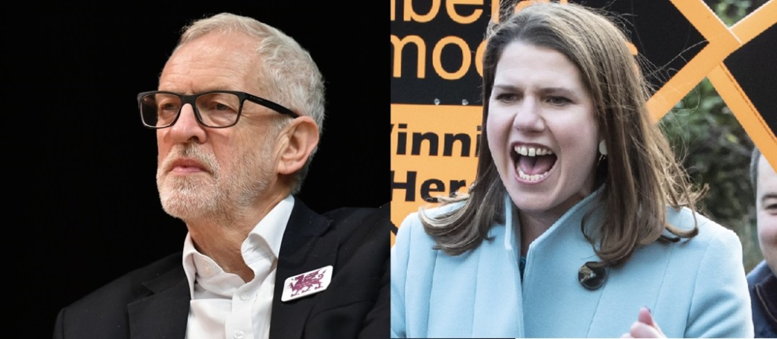 Anti-Brexit campaigners blast Labour and Lib Dems for 'failing Remainers' and handing Tories a majority