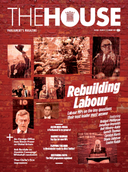 Issue 1668 - The House