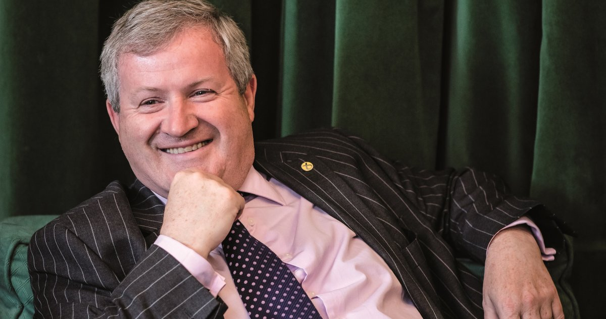 """Ian Blackford: """"I have no doubt Scottish independence will happen"""""""
