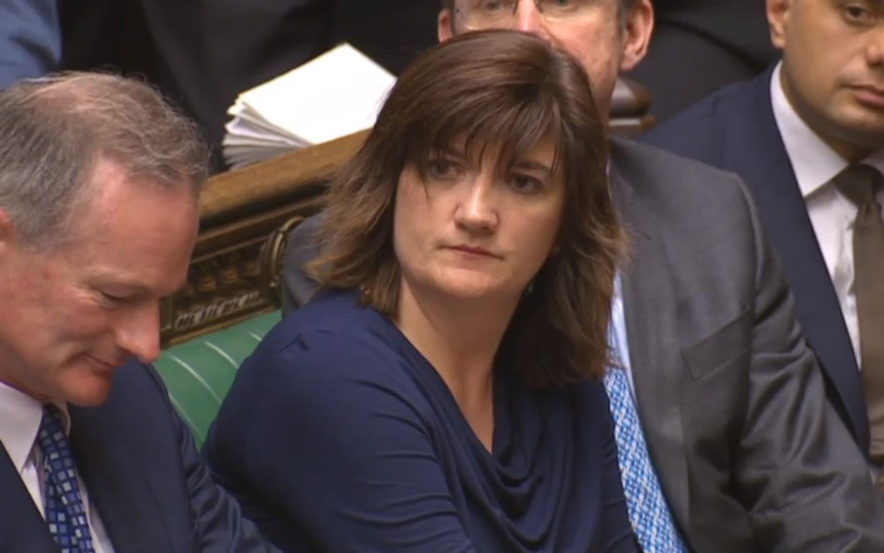 Former education secretary Nicky Morgan