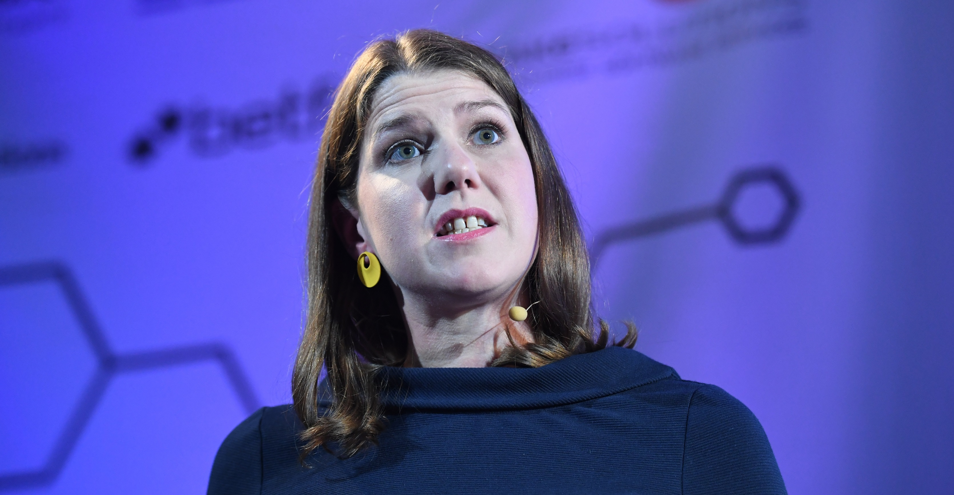 Lib Dem leader Jo Swinson