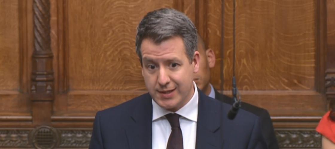 Independent Group MP Chris Leslie