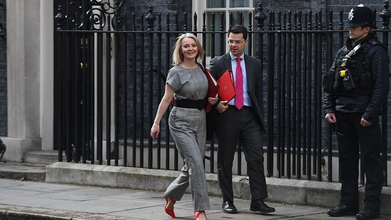 Liz Truss and James Brokenshire cumulatively have five ovens