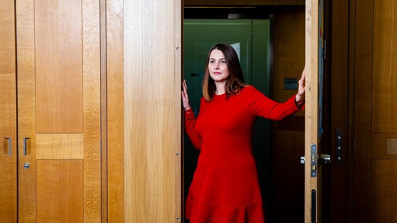 Melanie Onn is a shadow minister for housing