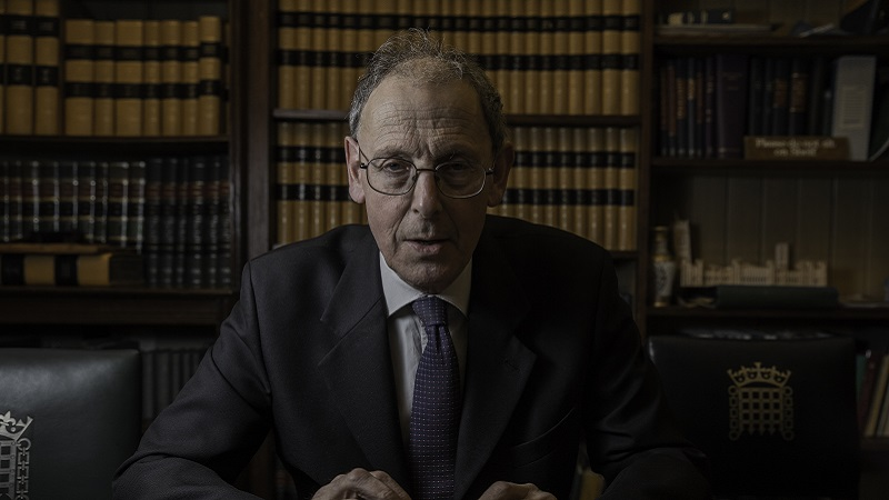 Sir David Natzler is stepping down as Clerk of the House of Commons on 1st March