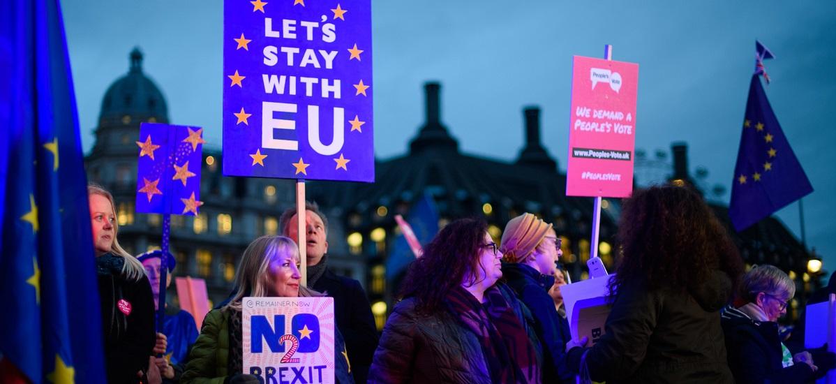 Campaigners for a second EU referendum