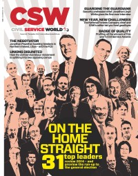 Civil Service World cover