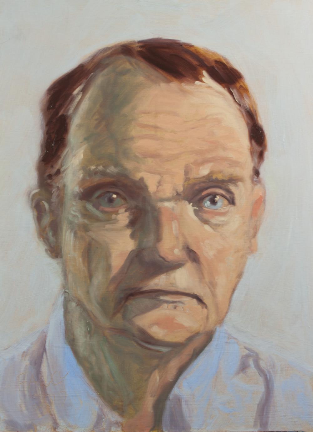 Image of Portrait of David Glen Robinson
