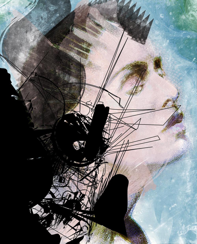 Image of Cyberpunk Girl