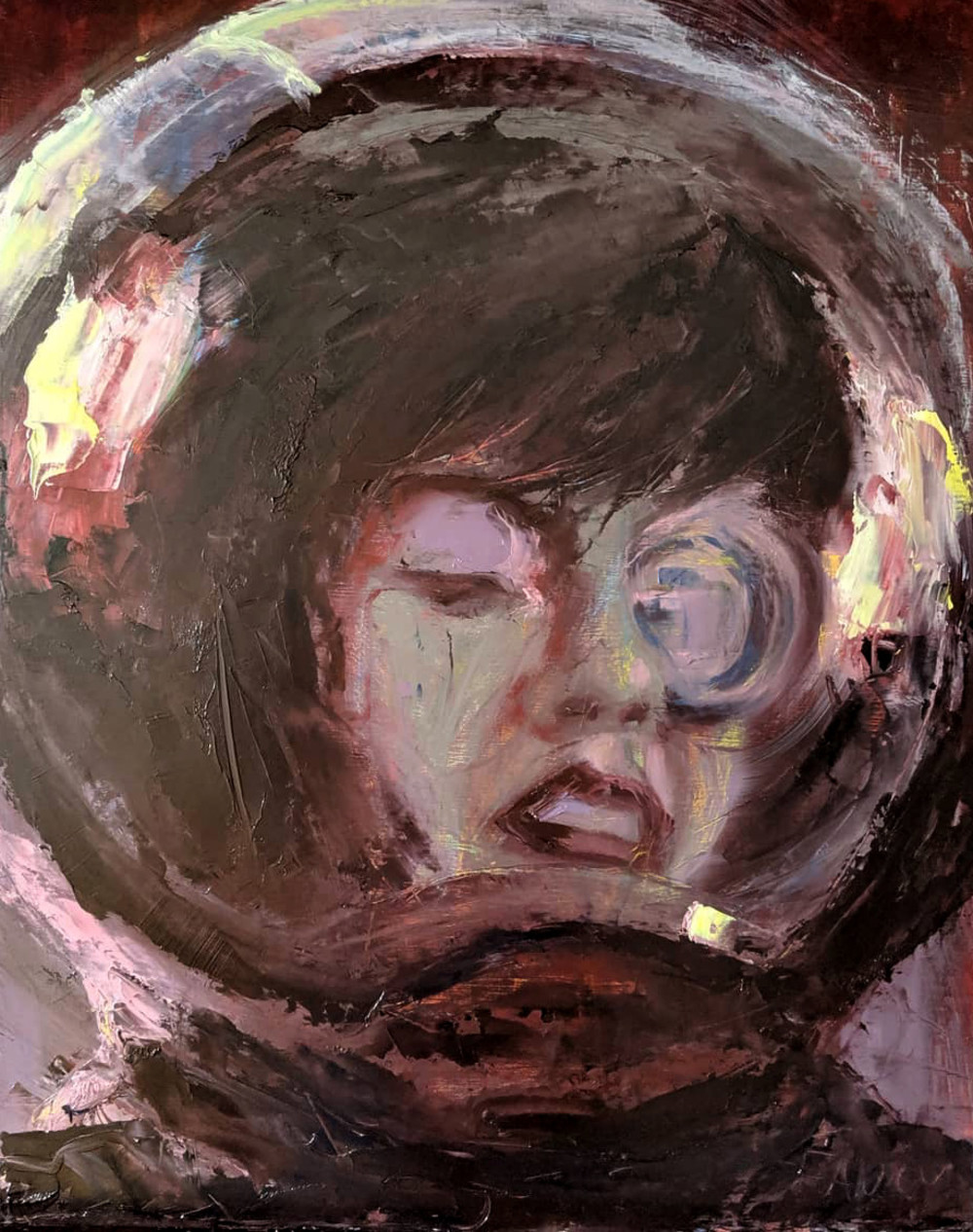 Image of Life on Mars