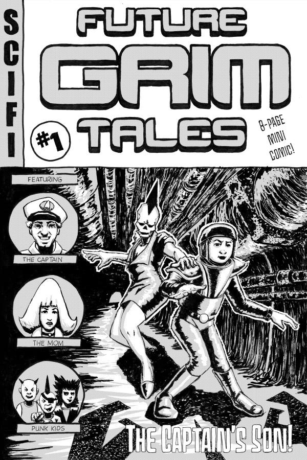 Future Grim Tales 1