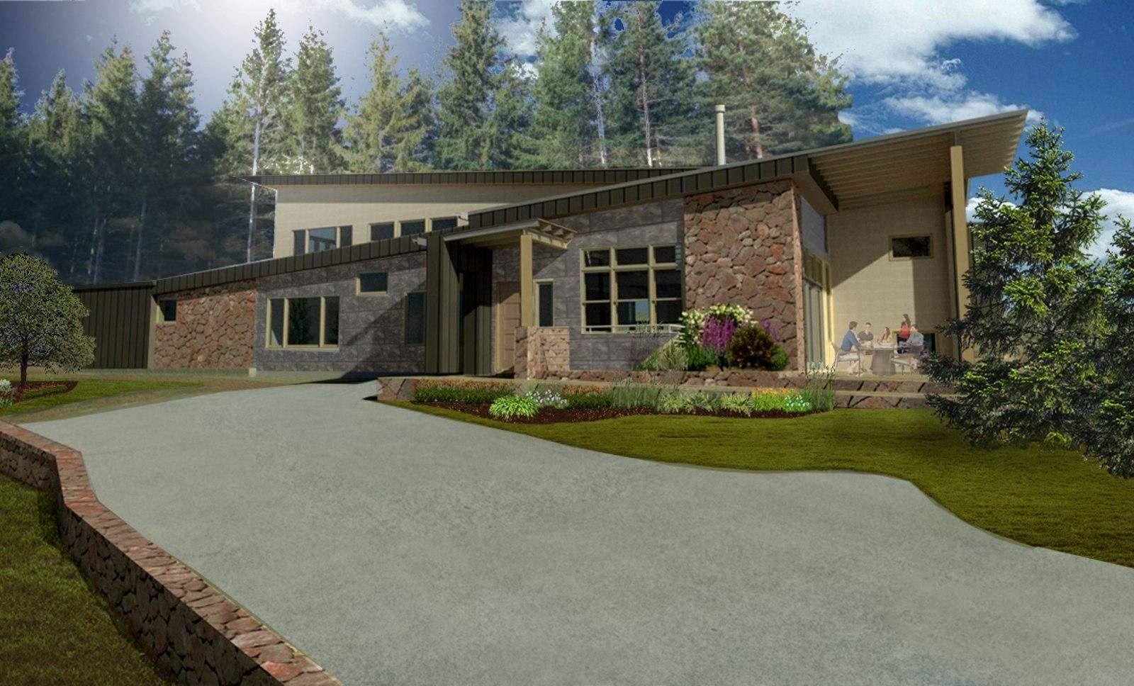 Gugelman Residence